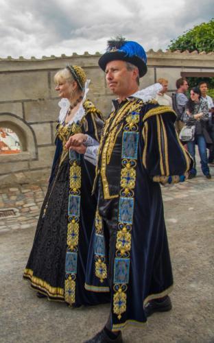 Slavnosti pětilisté růže Český Krumlov