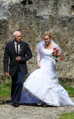 Svatba Mája a Petr