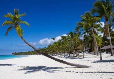 Ostrov Saona - Dominikánská republika